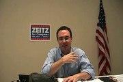 Josh Zeitz Stands Strong with Organized Labor