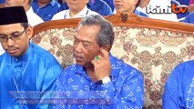 Muhyiddin: Back BN for stability