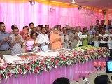 বেগম জিয়ার কেক কাটা নিয়ে বিশিষ্টজনদের ভিন্নমত