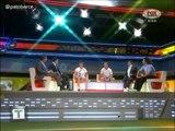 Damian Diaz en Fútbol para Todos Fox Sports. 13 Diciembre 2012. 1/2