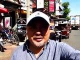 Where to Eat Vietnamese in Cambodia Lucky Pho Phnom Penh Spring Rolls - Phil in Bangkok