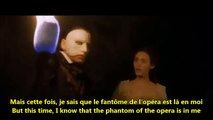 Phantom of the Opera French Version English Lyrics Song Le Fantôme de l'Opéra Paroles