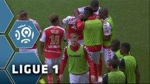 But Hamari TRAORE (14ème) / Stade de Reims - Olympique de Marseille (1-0) - (REIMS - OM) / 2015-16