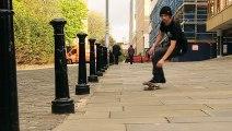 Ben Rowles Skates Edinburgh, Scotland - A to B
