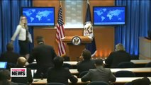 U.S. says North Korea policy remains same in 2014