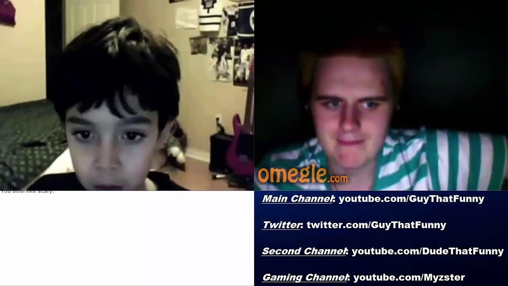 Omegle Kid