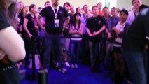 Wildstar gamescom 2011 Emote Contest