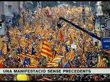 Independència de Catalunya 2014 Freedom For Catalonia
