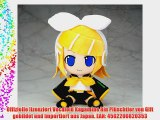 Official Nendoroid Vocaloid Series 06 Plush Toy - 12 Kagamine Rin
