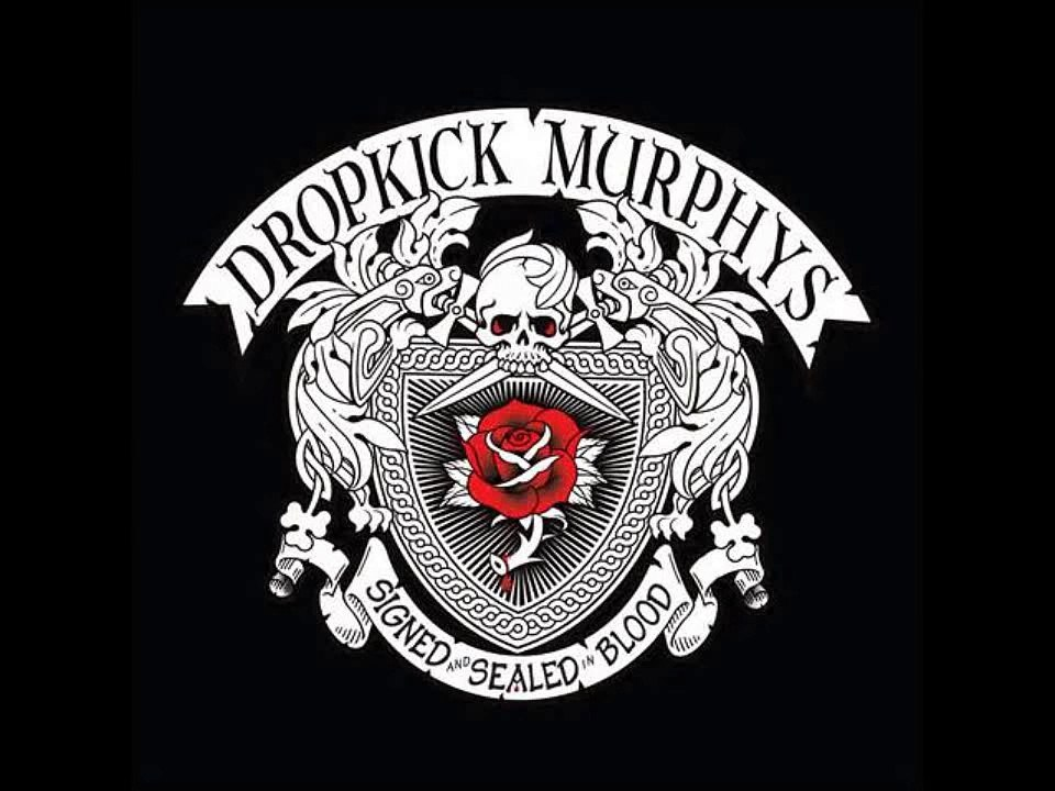 Dropkick Murphys Signed Sealed In Blood Full Album Video Dailymotion
