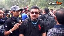 Black 505 rally ends but NGOs set up camp at Padang Merbok
