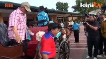 Police use army threat as NGOs plan Padang Merbok camp-out