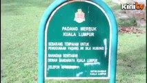 Olympic Council delays Padang Merbok run after DBKL-Pakatan tussle