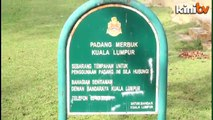 DBKL's last minute request for Olympic Council to use Padang Merbok