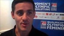 2012 CONCACAF Womens' Olympic Qualifying Tournament--John Herdman