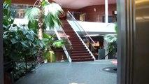 Schindler EuroLift MRL Traction elevator @ Sollentuna Mall, Stockholm, Sweden.