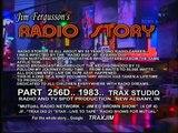 JIM FERGUSSON - JIM ED BROWN - RADIO STORY!!! (4/4) - JIM FERGUSSON - TRAX STUDIO - RS 256D