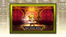 Nintendo 3DS - The Legend of Zelda Tri Force Heroes E3 2015 Trailer