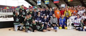 Indoor Pond Hockey Classic Tournament: Antwerp Belgium - Hockey Is The Universal Language
