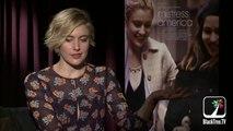 MISTRESS AMERICA interviews w/   GRETA GERWIG and LOLA KIRKE