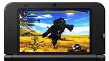 Monster Hunter 4 Ultimate Demo Guide Part 3 - How to Beat Gore Magala (Nintendo 3DS)