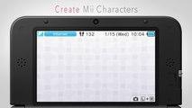 Nintendo 3DS - New Owner's Guide Mii Maker