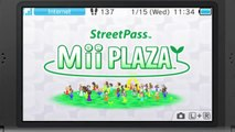 Nintendo 3DS - New Owner's Guide StreetPass Mii Plaza