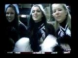 Villanova Cheerleaders on ESPNU