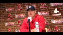 lymphoma cancer  Sport John Farrell praises Boston fans and respect for Marathon victims