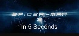 5 Second Movies: Spider-Man 3