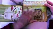 Shabby Chic Paper Bag Mini Album