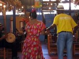 Dominican Republic Merengue Dancing on a bottle