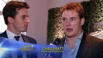 Chris Pratt Talks Parks and Recreation - Young Hollywood Awards 2012