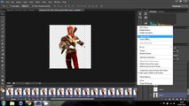 Photoshop CS6 Tutorial Quick GIF Guide transparent gifs Moving GIFs