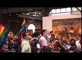 Comunidad LGBTTT Jóvenes con Andrés Manuel López Obrador AMLO