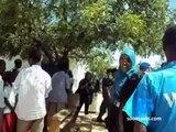 50 Cent oo Soomaaliya ka dagay - Rapper 50 Cent visits Somalia