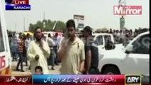 Karachi bus attack: 43 killed as Pakistan gunmen open fire in deadliest attack for months