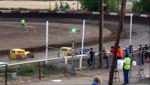 Rocky Hill Speedway 8-15-15 CDCRA Dwarf Heat Race 1