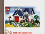 LEGO Creator Haus mit Garten