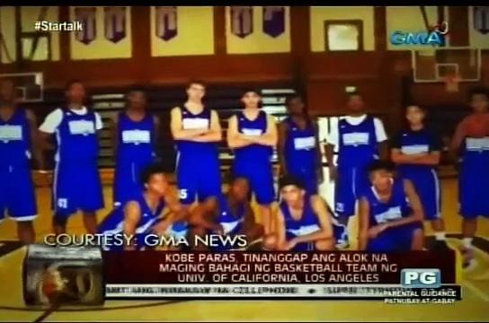 Startalk: Basketball phenom Kobe Paras continues to make waves in the US!