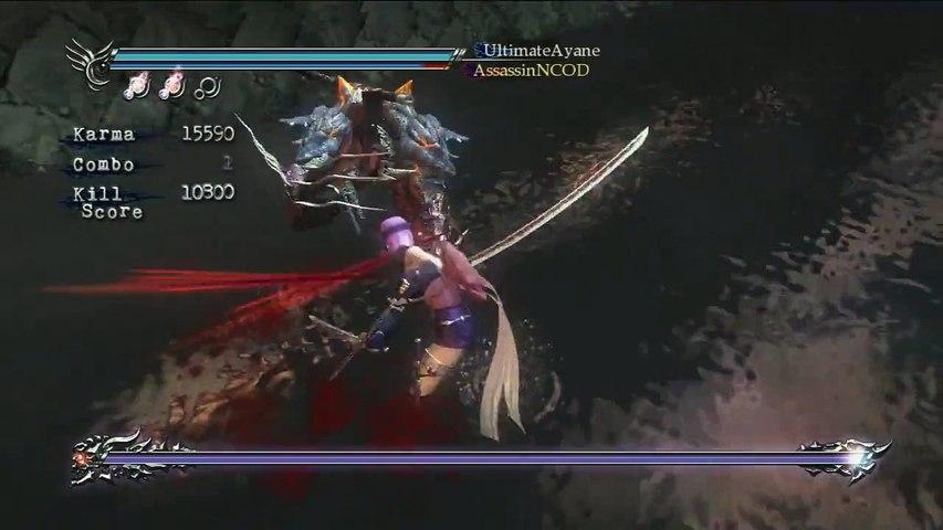 Ninja Gaiden Sigma 2 Ultimateayane Vs Fiend Genshin Video Dailymotion