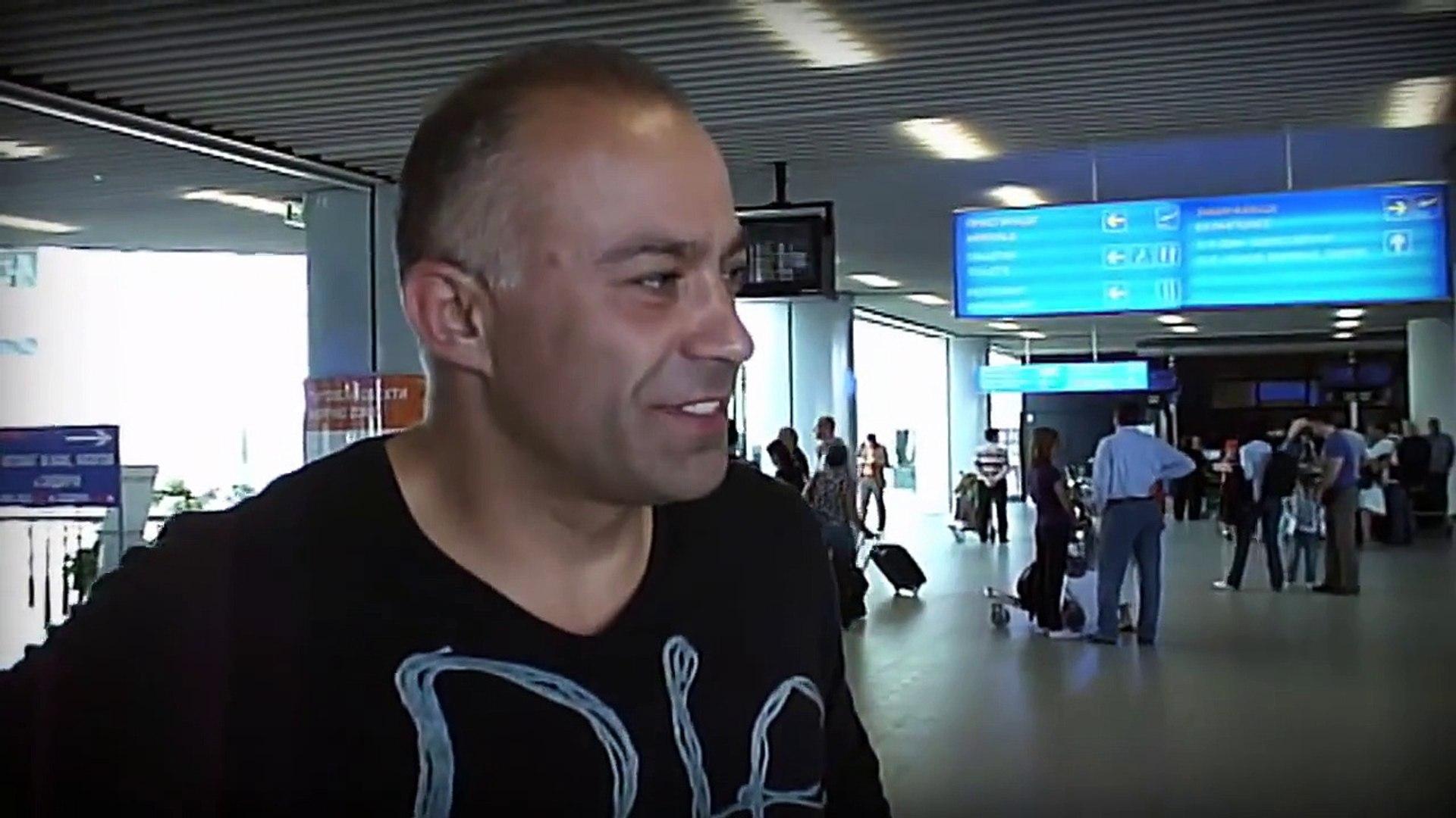 Летище София, терминал 2 - Предизборна кампания 2011