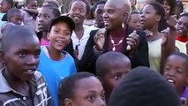 UNICEF: On eve of FIFA World Cup, Angélique Kidjo in South Africa