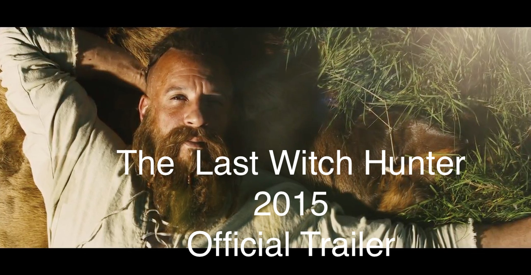 The Last Witch Hunter Official Trailer @1 (2015) - Vin Diesel, Michael Caine Fantasy Action Movie