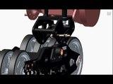 Soucy Track - Rear Tracks installation animation / Animation installation des chenilles arrières