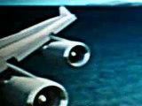 Flight Simulator 2002 My First 747 Landing