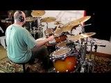 "Steely Dan - ""Aja"": Steve Gadd drum fills - (Drum Cover)"