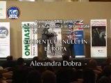 Gala LSRS 2011 - Premiile LSRS - Alexandra Dobra