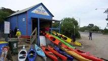 Tahe Marine Revel Midi Sea kayak THE KAYAK SHOP & EAST COAST KAYAKING