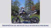 Kinder Mini Crossbike Delta 49 cc 2-takt Dirt Bike Dirtbike Mini Bike Pocket Cross (Top-Liste)